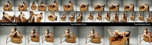 [Hegre-Art] Leona - Skinny Nudes