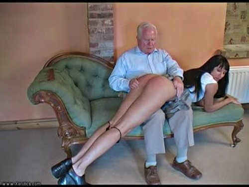 Xerotics Spanking - IsisStrapped - Spanking and Whipping