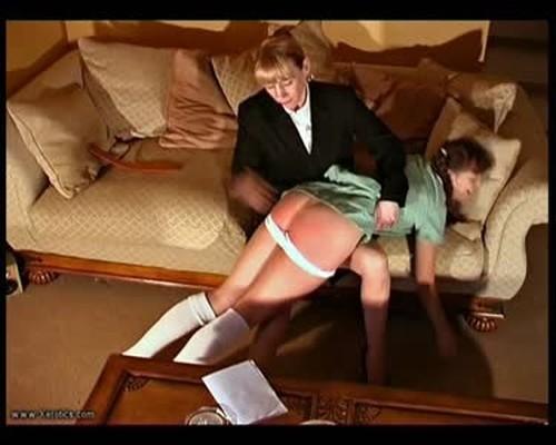 Xerotics Spanking - StrappedBeforeDinner - Spanking and Whipping