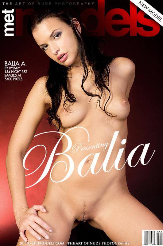 Balia A - Presenting Balia (x135)