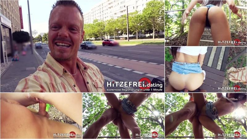 Anastasia Brokelyn Bangs In The Park Part 1 German [FullHD 1080P]