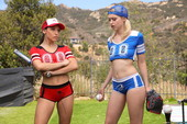 Abella Danger, Chloe Cherry Bush League