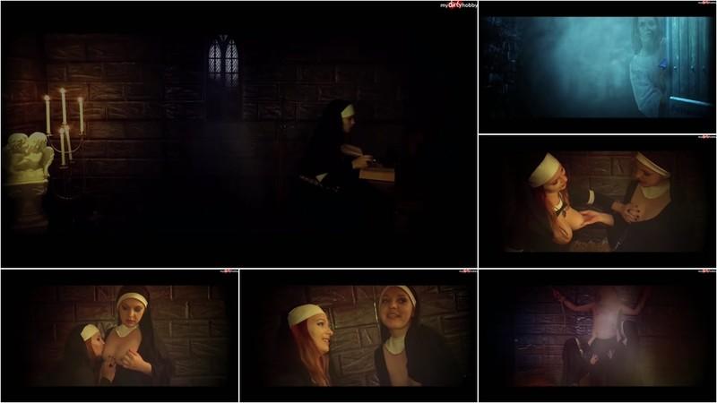 Lara-Shy - The Nuns - Die Bekehrung der Jungfrau Part 1 [FullHD 1080P]