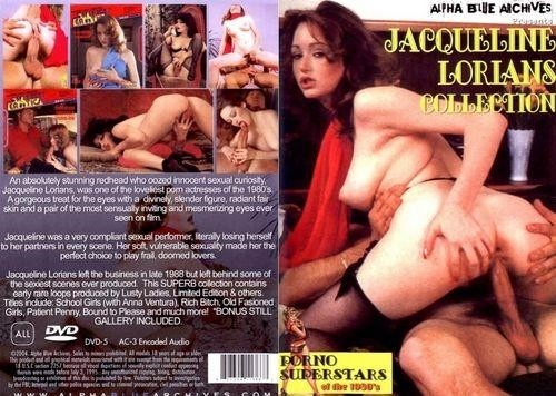 Jacqueline Lorians, Anna Ventura, Blake Palmer, Jacqueline Brooks, Ray Wells, Mike Horner, Erica Boyer, John Seeman, Jamie Gillis - Porno Superstars Of The 1980S Jacqueline Lorians Collection [SD/472p]