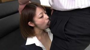 Yuki Sasaki - Time-Stopping Bandit A President Secretary sc1