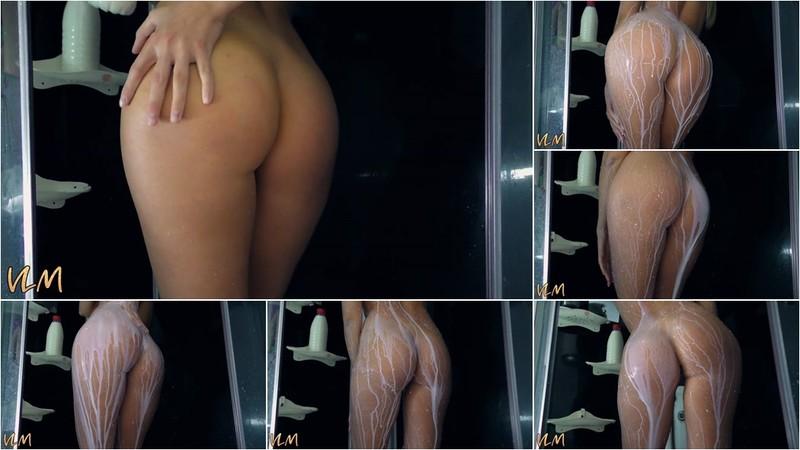 VictoriaLovesMe - Milk Shower on my Big Ass [FullHD 1080P]