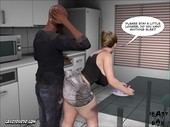 CrazyDad3D - Father-in-Law at Home 5