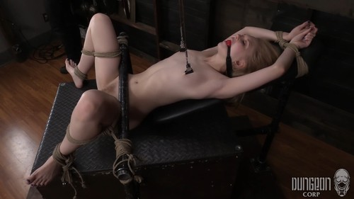 Lily Rader - The Good Little Bondage Slave, part 4