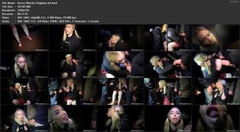 Grace Harper - Hot Blonde Dogging, HD