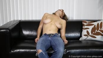 Hypno video. Daddy programs daughter's behavior