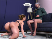 CrazyDad3D - Father-in-Law at Home 9