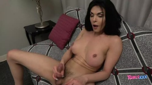 Jenna Tales Is Horny Again - Ladyboy, TGirls Porn, Girl with dick