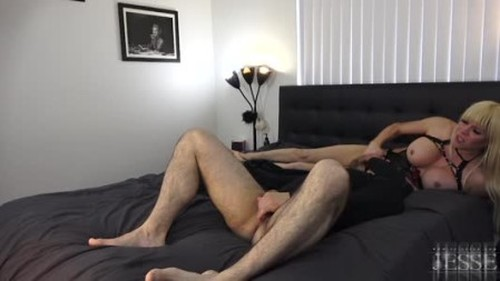 Jesse - Fan Fuxxx Blake Returns For More - Ladyboy, TGirls Porn, Girl with dick