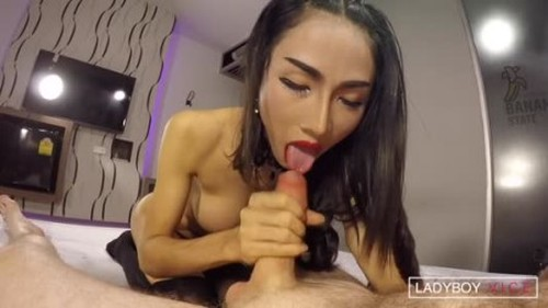 Enjoy - Topping And Creampie - Ladyboy, TGirls Porn, Girl with dick