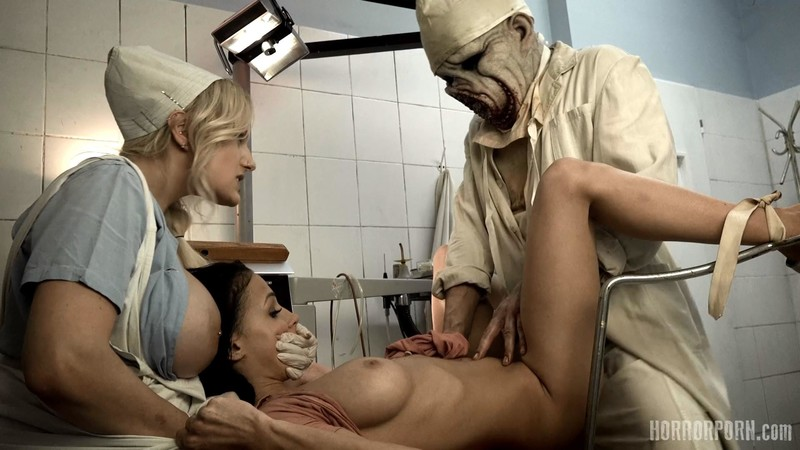 DENTIST - HorrorPorn and ANGEL WICKY & NICOLE LOVE 1080p