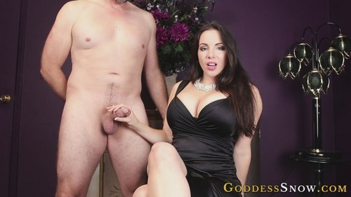 Alexandra Snow - Ready For Real Cock
