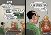 The Poker Game 3 - BlacknWhitecomics - 254 pages
