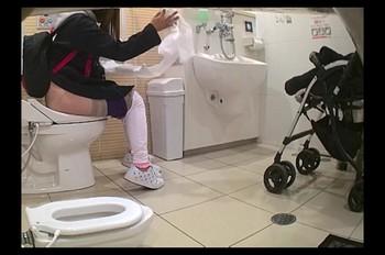 Japanese toilet style-112 子連れ編