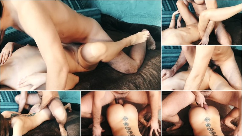 RoyMoa - Awesome Chick gets Fucked with Tits Shaking [FullHD 1080P]