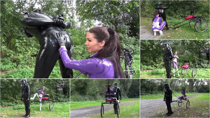 Mistress Susi - Latex Sulky Ride - Watch XXX Online [HD 720P]