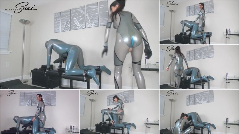 Mistress Susi - Venus2000 milking with Feelodoe Fucking Webcamshow [HD 720P]