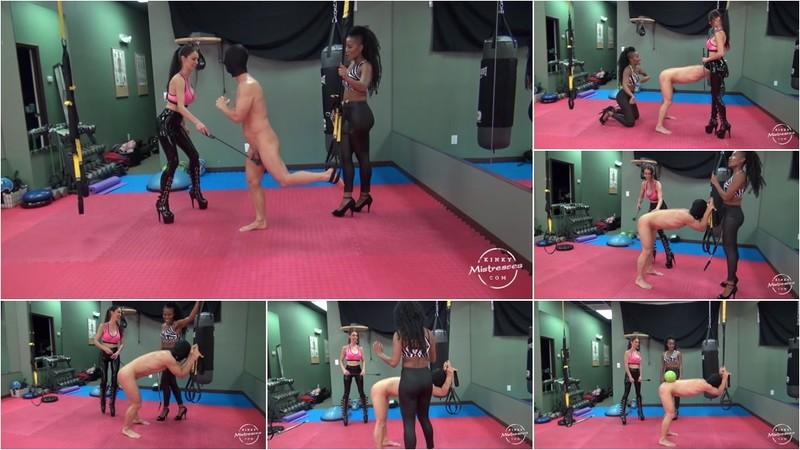 Mistress Susi - The Kinky Fitness GYM - Watch XXX Online [HD 720P]