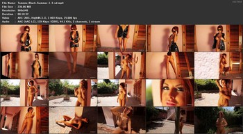 Tommie Jo - Black Summer p1-3, 540p