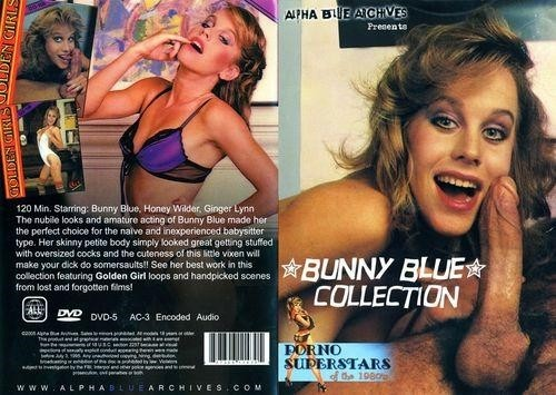 Porno Superstars Of The 1980S Bunny Blue Collection [SD]
