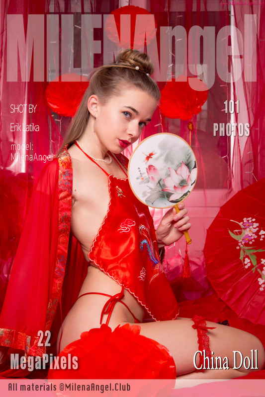 Milena - China Doll  (2019-11-11)
