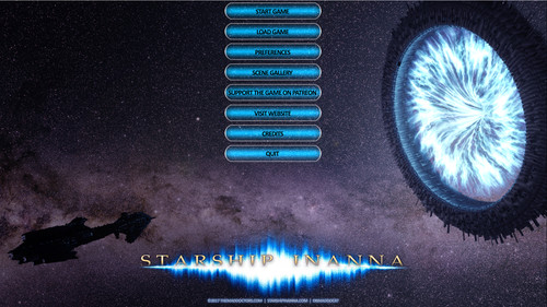 Starship Inanna - Episode 8 - Version 8.5.7 by Mad Doctor Win/Mac/Android