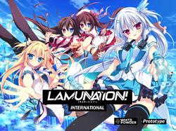 LAMUNATION! -International-Final by White Powder