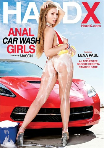 Anal Car Wash Girls (2019)