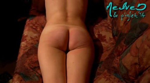 Hard caning - Strictly Spanking, BDSM, Pain Video