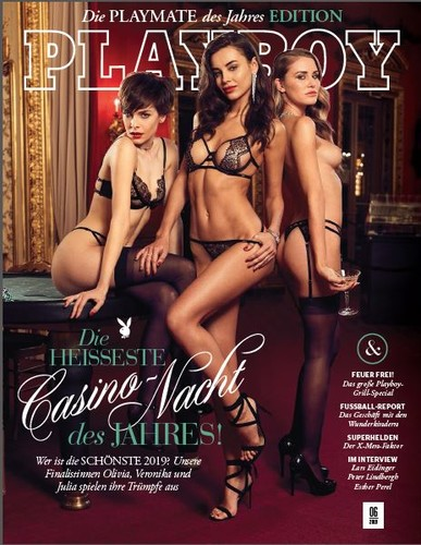 Playboy Germany 06/2019