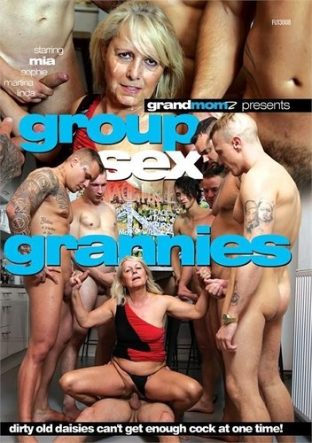 Group Sex Grannies [HD]