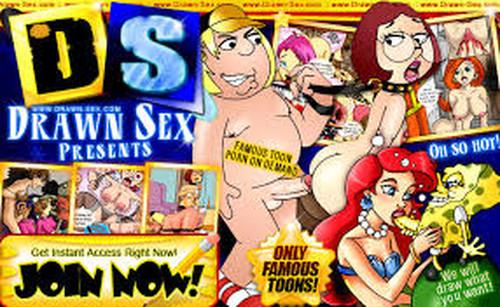 Drawn Sex Siterip Cover