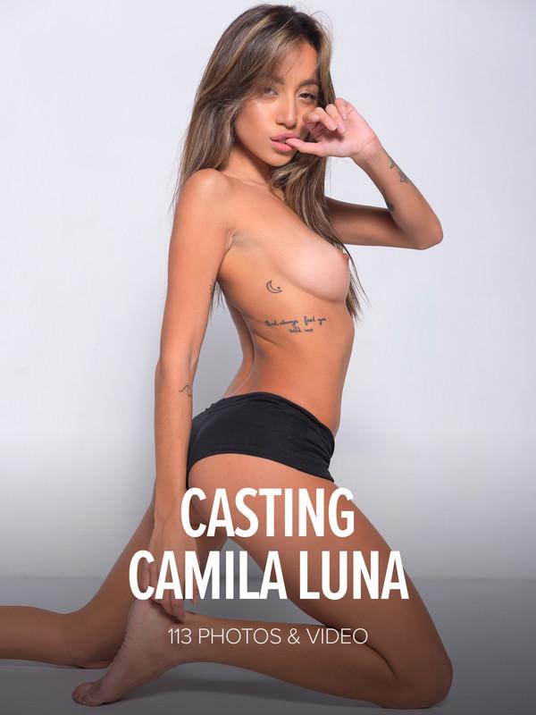 Camila Luna - Casting Camila Luna   (2019-12-07)