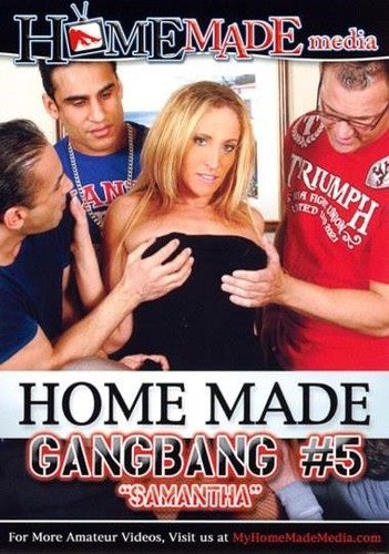 """Amateurs in """"Home Made Gangbang 5"""" [HD]"""