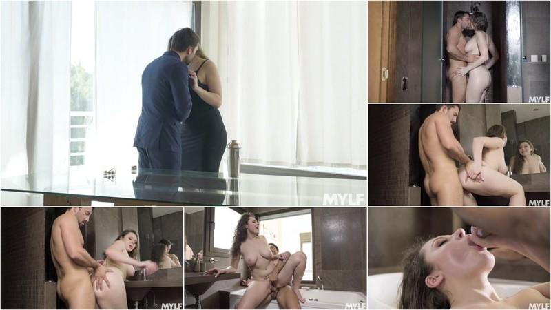 Sofia Curly Rich Milf Wet Pussy [FullHD 1080P]