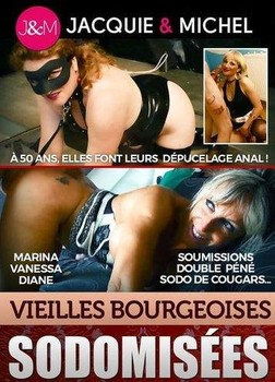 Vieilles bourgeoises sodomisees
