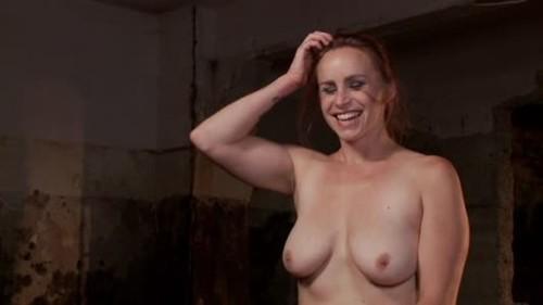 Trapped Slave Bella Rossi Owen Gray - Hard BDSM, Bondage, Sadism