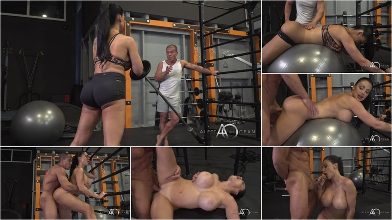 Hot Gym Session [FullHD 1080P]
