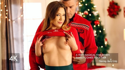 Avery Loves Daddys Hung Holiday Frosting [HD]