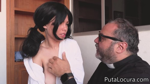 Porn padre damian Father and