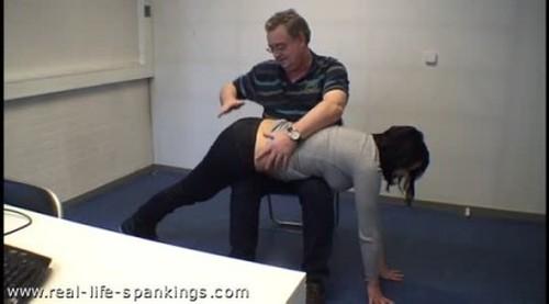 Spankingchervana first spanking - Spanking and Whipping, Punishment