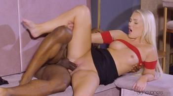 Lovita Fate - Czech blonde seduces the bartender, FHD