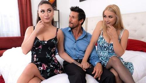 Sarah Vandella, Jojo Kiss - Let My Mistress Instruct You [FullHD/1080p]