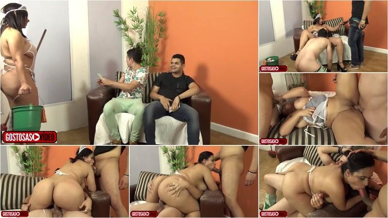 Gabriela Ramos - Horny Maid Gabriela Ramos [FullHD 1080P]