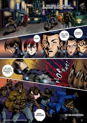 Locofuria - Werewolf Mission 1-3
