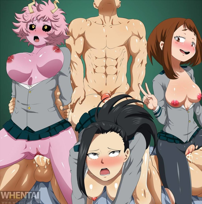 My Hero Academia Hentai Collection 17 • Hentai Arena